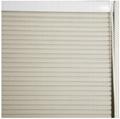 Windows Honeycomb Shades Manual Cord with Pleated Venetian 5