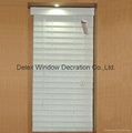 Manual Grey Venetian Window Blinds