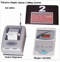 Wireless Queue Calling System