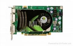 GeForce 8600GTS PCI-E 256M DDR3 VGA Card