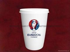 2016年法國歐洲杯杯子