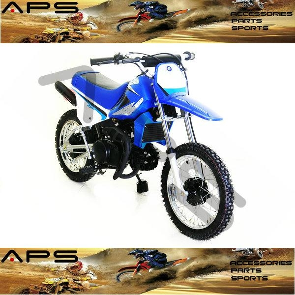 2-Stroke PW80 PY80 80cc Engine Mini Off-Road bike Pit Bike ...