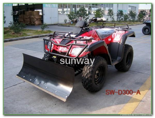 Atv Snow Plough Sw D300 A Sunway China Trading Company