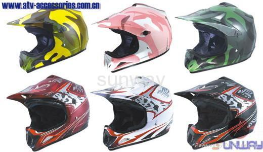 Off-Road Helmets/ATV Helmets/Sports Helmets 3
