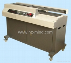 Automatic Pneumatic Glue Binding Machine 420mm