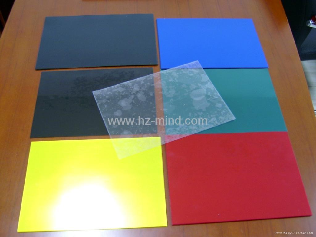 PVC Binding covers A4 A3 1
