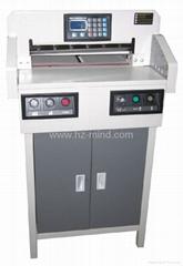 万德 程控切纸机 电动切纸机 WD-4605R