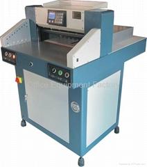 万德 液压程控切纸机 WD-560Z