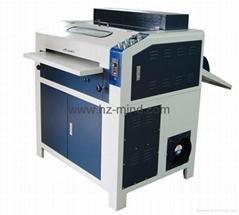 Graphic UV Liquid coater and Laminating Machine 12 inch