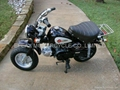 Honda Monkey Style dirt bike 50cc/125cc with eec approval 2