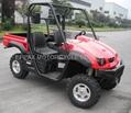 500cc utility vehicle with eec