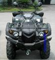NEW 600CC EFI ENGINE 4WD EEC UTILITY ATV