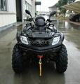 550CC EEC 4WD 2 SEATER ATV/QUAD