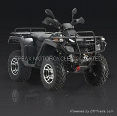 300CC EEC ATV/QUAD WITH