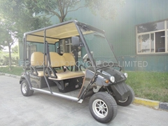 EEC 4 SEATER ELECTRIC GOLF CART