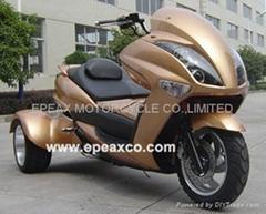 NEW 200CC GY6 EEC TRIKE/