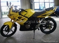 125cc/150cc sport racing motorcycle