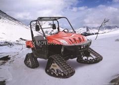 500CC EEC 4WD UTV WITH R