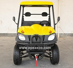 4WD or 2WD ELECTRIC UTV