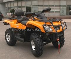 NEW 800CC EFI 4WD ATV QUAD