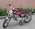 CG125 Honda style
