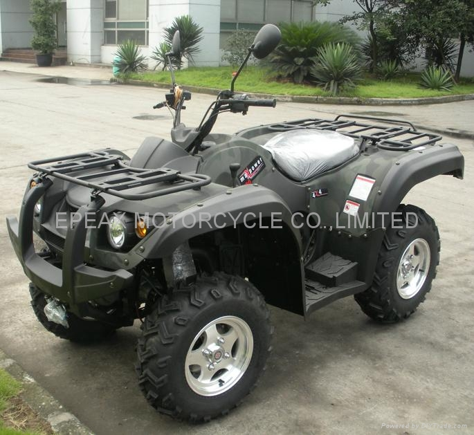 NEW UTILITY ATV FOR 500CC WITH 4X4 EFI engine 2