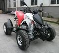 NEWEST 300CC EEC SPORT ATV