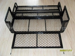 NEW ATV BASKET