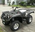 NEW UTILITY ATV FOR 500CC WITH 4X4 EFI