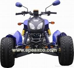 Honda style 300cc EEC at