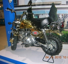 Honda Monkey Style dirt bike 50cc/125cc with eec approval