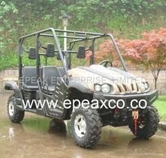 700CC 4 SEATER 4WD CVT U