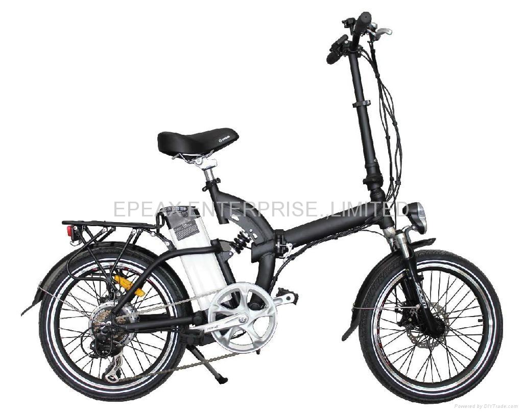 NEW ELECTRIC FOLDING BICYCLE/BIKE 1