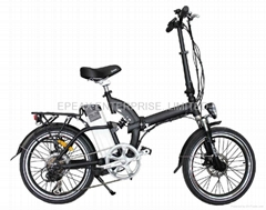 NEW ELECTRIC FOLDING BICYCLE/BIKE
