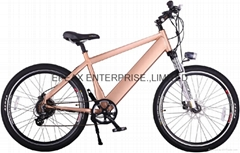 NEW ELECTRIC BICYCLE FOR MAN USE