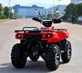 NEW  STYLE 400CC 4WD CVT ATV/QUAD
