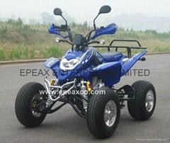 300CC 2WD CVT ATV QUAD(E