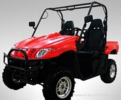 NEW 300CC EFI 2/4WD UTV(