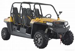 NEW 1000CC EFI 4WD 4 SEA