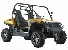 NEW 1000CC EFI 4WD SPORT
