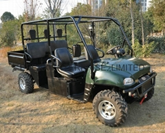 NEW 5 SEATER 1000CC 4WD