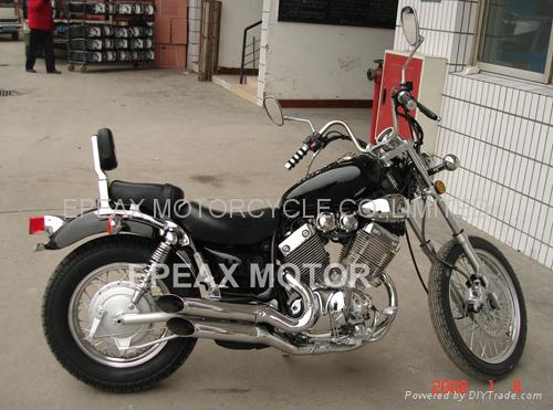 Shaft Drive Chopper : Cc eec motorcycle with shaft drive ep epeax
