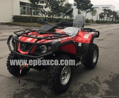 NEW 2 SEATS EEC 550CC ATV QUAD