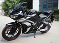 350CC double cylinder racing motorcycle