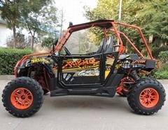 NEW 400C EPA 2/4WD CVT UTV