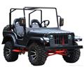 New Retro jeep electric vehicle