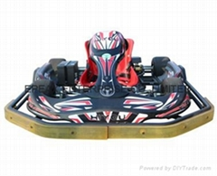 NEW ELECTRIC LITHIUM  BATTERY GO KART