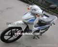 New Euro 4 125CC cub motorcycle
