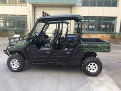 NEW 800CC 4 SEATS 4WD UTILITY VEHICLE