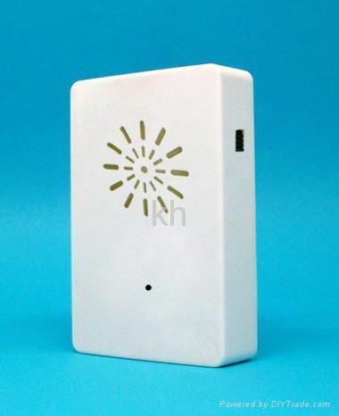motion sensor voice recorder 1